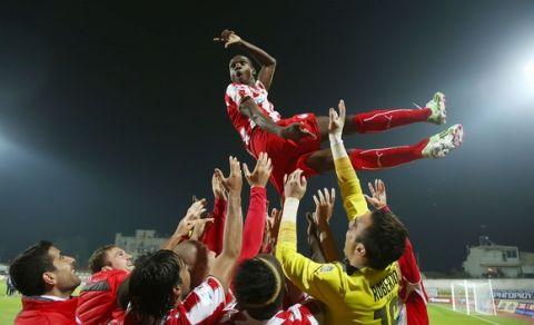 ΑΕΛ Καλλονής - Ολυμπιακός 0-5