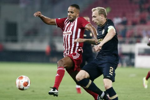 Europa League: Η βαθμολογία μετά την 1η αγωνιστική και το πρόγραμμα στον όμιλο του Ολυμπιακού