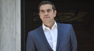Ο αποχαιρετισμός του Αλέξη Τσίπρα στον Παύλο Γιαννακόπουλο