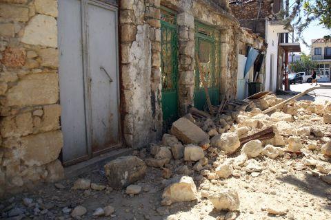 """ΠΑΕ Ολυμπιακός για το σεισμό στην Κρήτη: """"Συλλυπητήριά στην οικογένεια του θύματος, είμαστε στο πλευρό σας"""""""