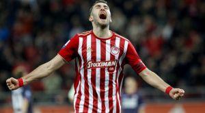 """Ολυμπιακός – ΑΕΛ 4-0: Επιθετικό """"κρεσέντο"""" με χατ τρικ Φορτούνη"""