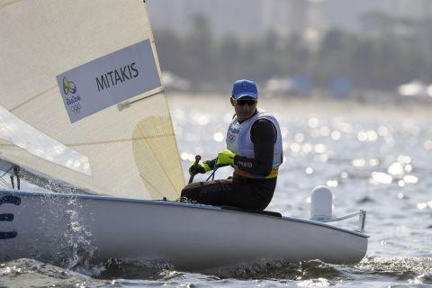 Ο Γιάννης Μιτάκης στους Ολυμπιακούς Αγώνες του Τόκιο