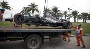 Η Haas ζητά μισό εκατομμύριο αποζημίωση για τον Grosjean!