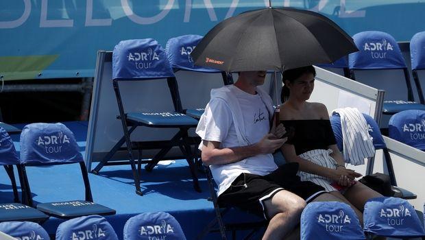 Με ελάχιστους θεατές τα τουρνουά τένις του Βερολίνου