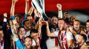 """Μαρινάκης: """"Η καλύτερη χρονιά στην ιστορία του Ολυμπιακού"""""""
