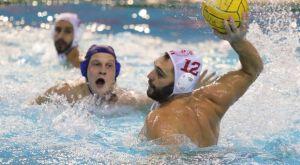 Α1 πόλο ανδρών: Ασταμάτητος ο Ολυμπιακός, δύσκολα η Βουλιαγμένη