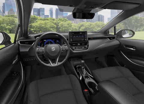 Ηρθε και το Suzuki Across με τιμή 56.280 ευρώ