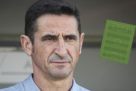Φτιάξε την ενδεκάδα της ΑΕΚ για τον τελικό Κυπέλλου με ΠΑΟΚ