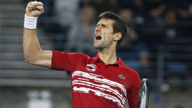 ATP Cup: Πρωταθλήτρια η Σερβία με τεράστιο Τζόκοβιτς