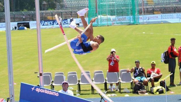 Απίστευτη ατυχία για Έλληνα αθλητή στο επι κοντώ