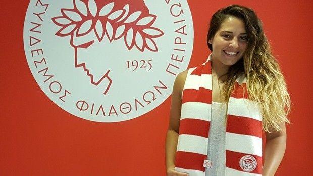 Παραμένει κι η Μαργαρίτα Πλευρίτου στον Ολυμπιακό