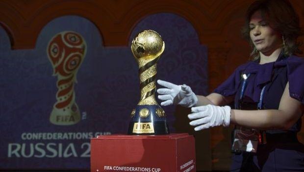 Γιατί δεν άγγιξε ο Κριστιάνο Ρονάλντο το τρόπαιο του Confederations Cup