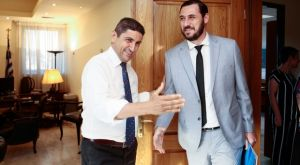 Συνάντηση Αυγενάκη και Super League για τις μετακινήσεις οπαδών