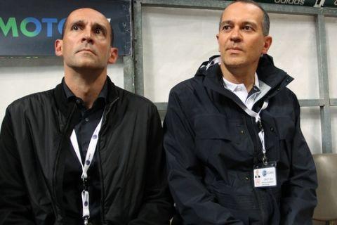 """Αγγελόπουλος σε οπαδούς: """"Δεν θα κατέβουμε, δεν είμαστε κωλοτούμπες"""""""