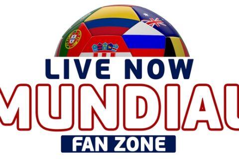 """""""Live Now Mundial - Fan Zone"""" με τη σφραγίδα της Nova!"""
