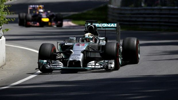 GP Καναδά: Κυριαρχία της Mercedes στο FP1