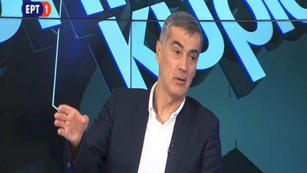 Έξαλλος Ατματσίδης με Μίνο: