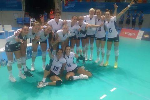 Στον τελικό των Μεσογειακών η Εθνική, 3-2 τη Γαλλία