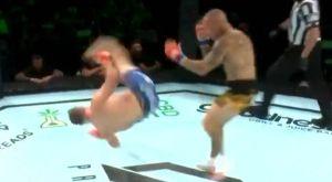MMA: Νοκ-άουτ βγαλμένο από ταινία