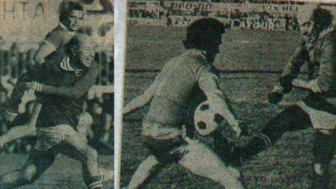 Όταν ο Βέγγος μάγεψε ως ποδοσφαιριστής!