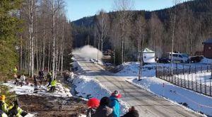 Τυχερός από το τρομερό ατύχημα ο Αρμστρονγκ στη Σουηδία