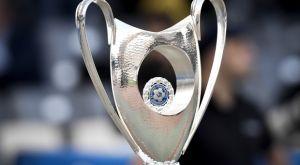 Κύπελλο Ελλάδας: Μέχρι τη Δευτέρα η ημερομηνία κλήρωσης των ημιτελικών