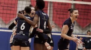 Volley League γυναικών: Άφησε βαθμό ο ΑΟ Θήρας, τρίποντο ο Παναθηναϊκός