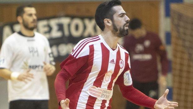 Handball Premier: Επίδειξη δύναμης από τον Ολυμπιακό