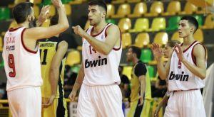 LIVE STREAM: Ολυμπιακός Β' – Κολοσσός (Κύπελλο μπάσκετ Ανδρών)