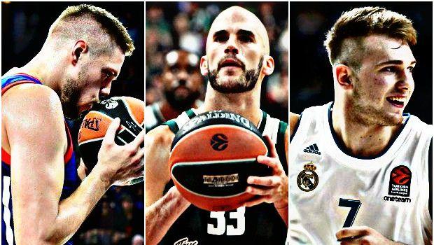 Οι κορυφαίοι της EuroLeague