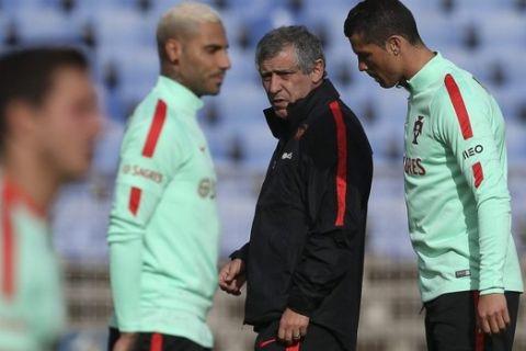 """Σάντος: """"Το ποδόσφαιρο δεν φοβάται"""""""