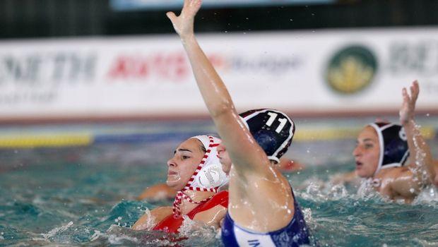Πόλο γυναικών: Για τρίτη φορά δύο ελληνικές ομάδες στο Final 4