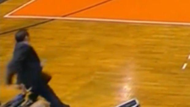 Παναθηναϊκός - Ολυμπιακός: Η τούμπα του Ανδρεόπουλου στον τελευταίο πόντο