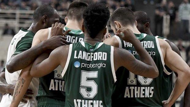 Basket League: Αλλαγή ημερομηνίας στο Κολοσσός - Παναθηναϊκός