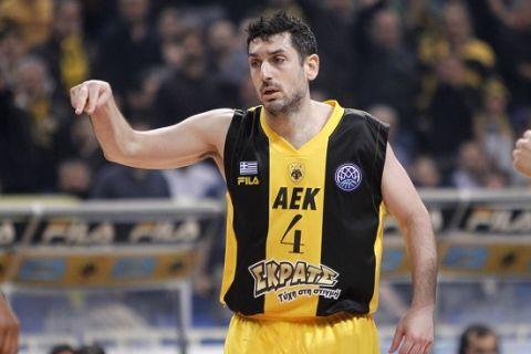 Ξανθόπουλος: Ο MVP των 0 πόντων!