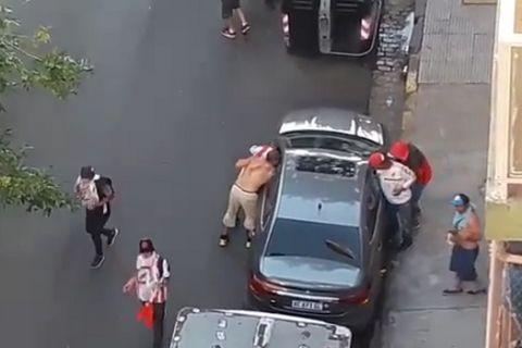 Ρίβερ - Μπόκα: Οπαδοί σπάνε και κλέβουν αμάξια