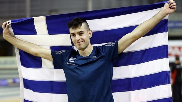 Τεντόγλου: Υποψήφιος για κορυφαίος αθλητής του Μαρτίου στην Ευρώπη