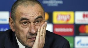 """Gazzetta dello Sport: """"Σε κίνδυνο η θέση του Σάρι στον πάγκο"""""""