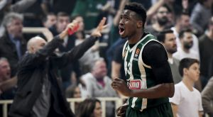 EuroLeague Top-10: Με Θανάση Αντετοκούνμπο οι καλύτερες φάσεις του πρώτου γύρου