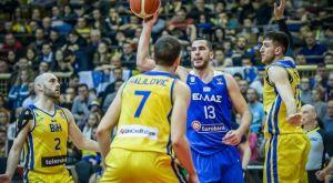 Βοσνία – Ελλάδα 65-70: Δύο στα δύο στο καμίνι της Τούζλα