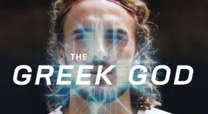 """Τσιτσιπάς: Το εντυπωσιακό promo για τον """"Έλληνα θεό"""""""