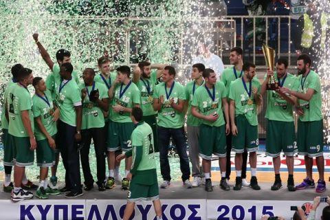 Όσα έγιναν στον τελικό του Κυπέλλου Ελλάδος