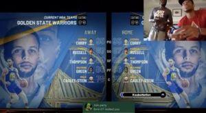 Γιάννης Αντετοκούνμπο: Έπαιξε Γουόριορς εναντίον Γουόριορς στο 2k και ενίσχυσε τις φήμες