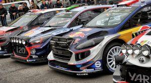 Αυτή είναι η τάξη του WRC για το 2017