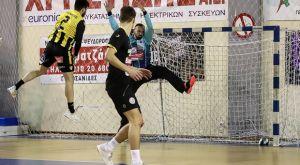 Handball Premier: Άνετο πέρασμα της ΑΕΚ από την Δράμα