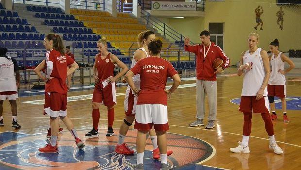 Ολυμπιακός: Έτοιμος για την ιστορική πρεμιέρα στην EuroLeague