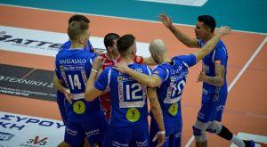 Volleyleague: Εκπέμπει SOS ο Φοίνικας Σύρου
