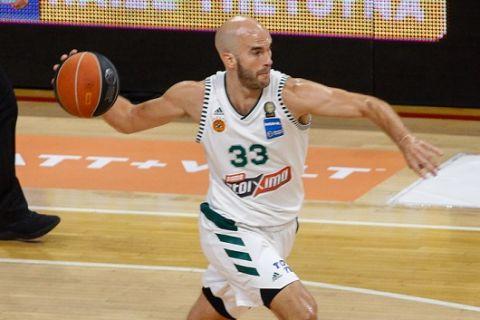MVP της Basket League για την σεζόν 2018/19 ο Νικ Καλάθης