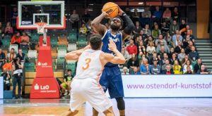 Basketball Champions League: Τρομερό Ντέντμον με 35 πόντους και 9 τρίποντα!
