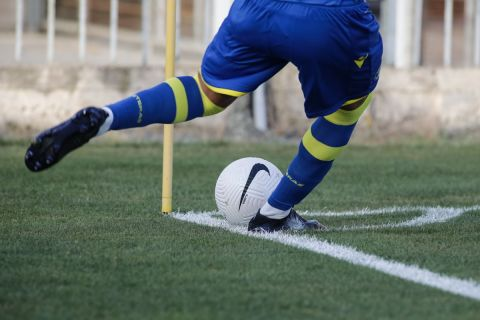 Πέθανε από ανακοπή καρδιάς ο 23χρονος διαιτητής ποδοσφαίρου, Γιάννης Καμπαρντίνας